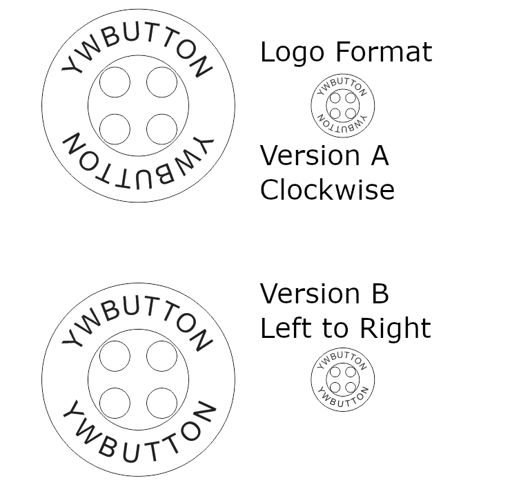 Logo Format - Version A or B