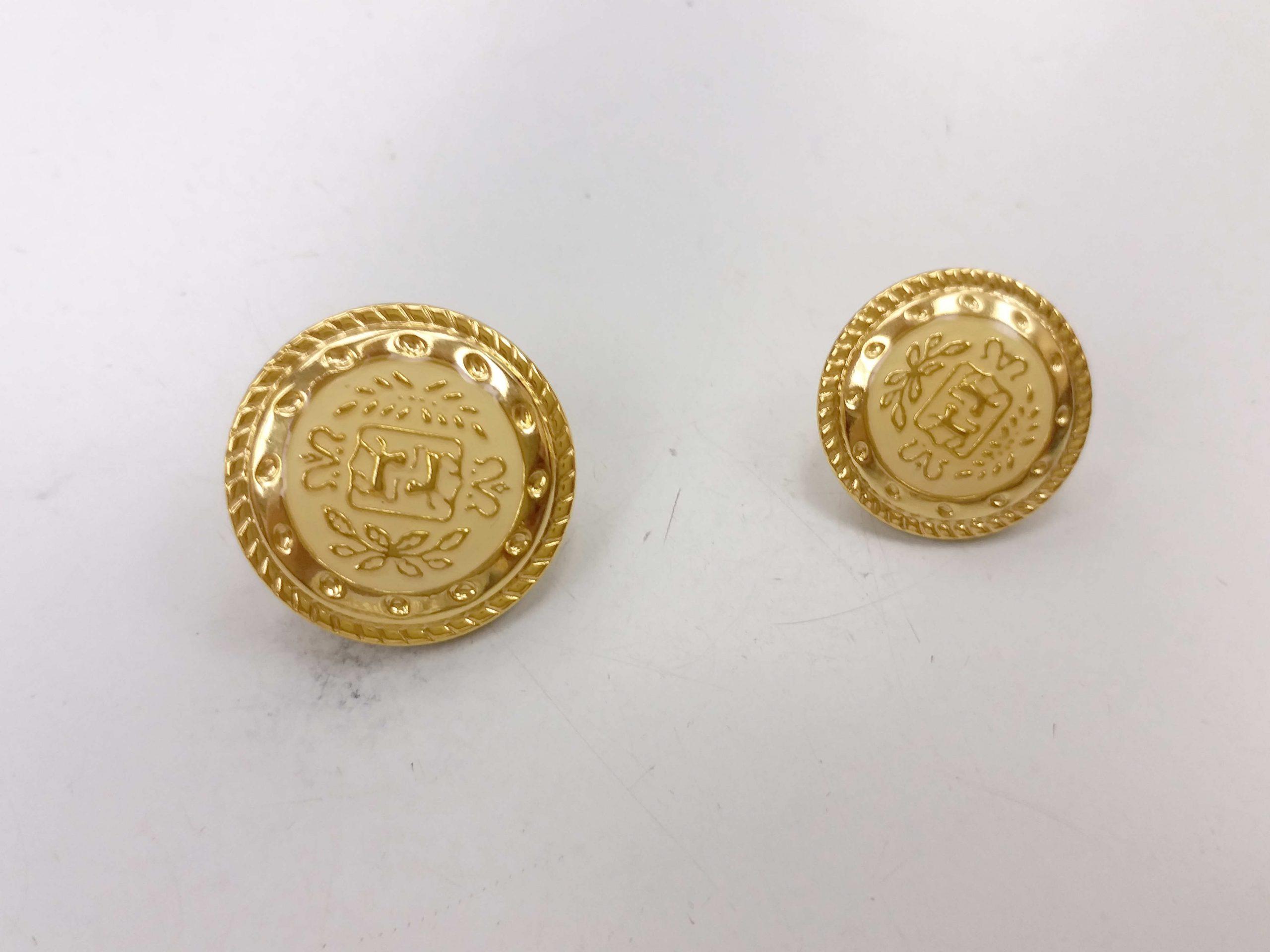 Metal Blazer Buttons - BZ114