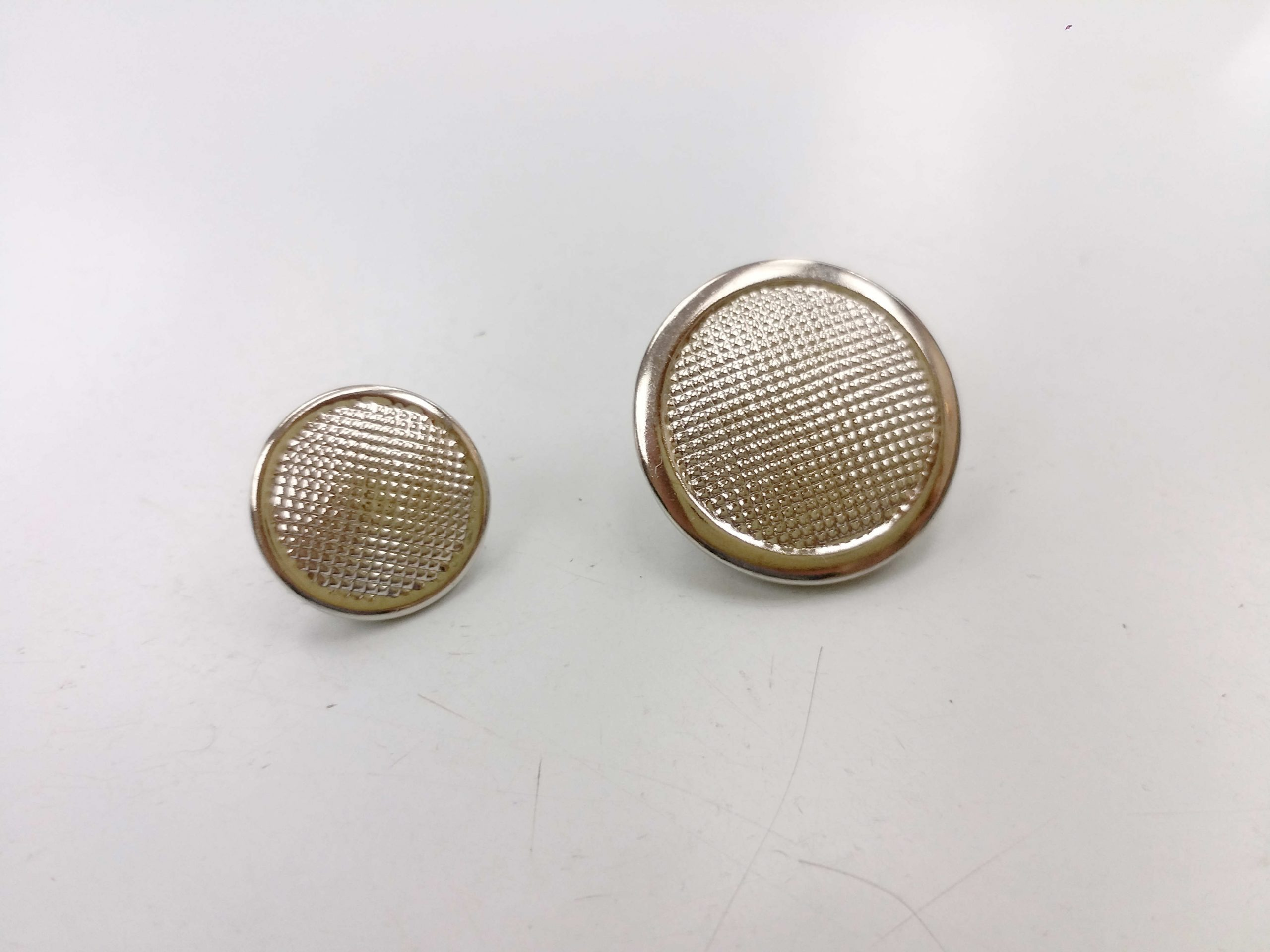 Metal Blazer Buttons - BZ138