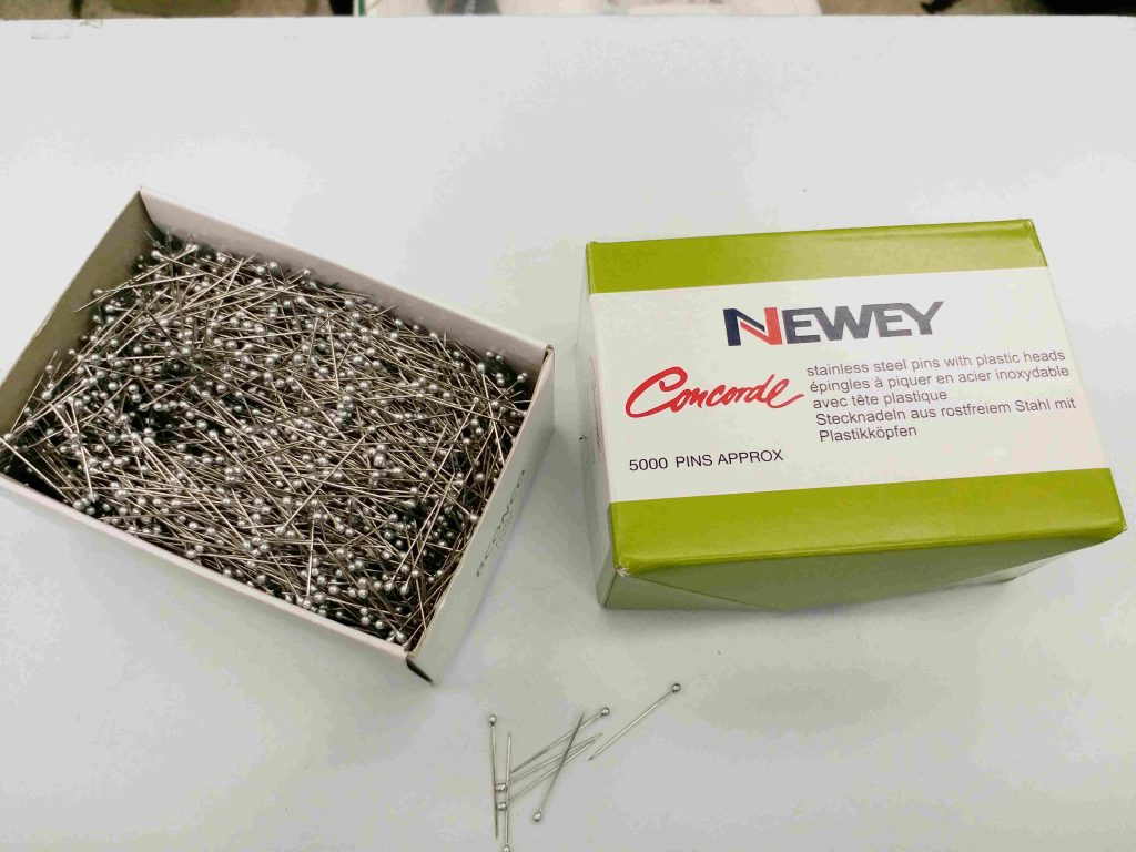 Newey - Concorde Pins (Stainless Steel, 304 Quality)