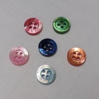 Colored mop buttons 18L