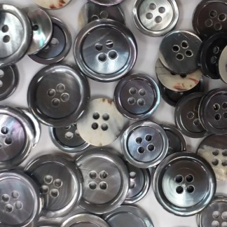 Dark Gray Pearl suit Buttons